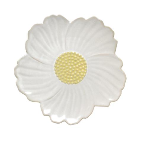 SHAPED FLOWER DISH PLAIN MULTI