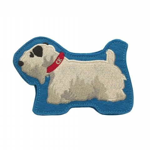 DOG SHAPED NEEDLE CASE
