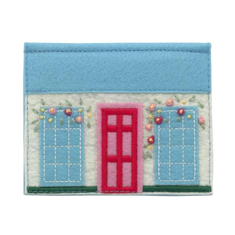 GREEN HOUSE NEEDLE CASE