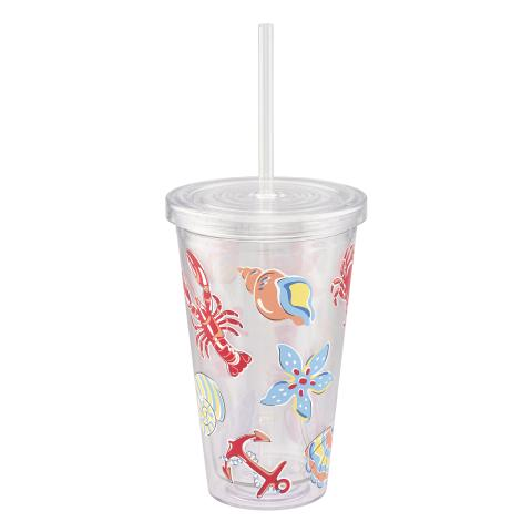 SMOOTHIE CUP LOBSTER & FRIENDS OFF WHITE