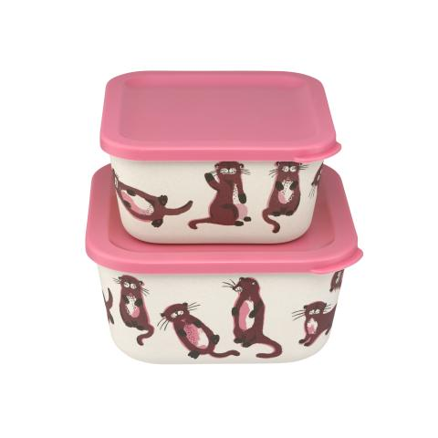 LUNCH BOX OTTERS