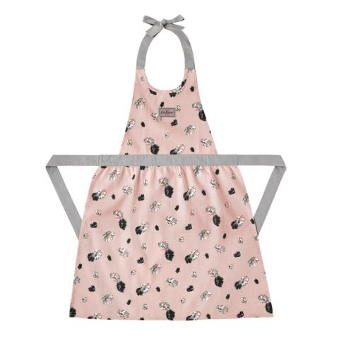 DRESS APRON SCATTERED COSMOS