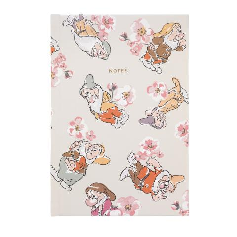 A5 NOTEPAD DWARFS AND BLOSSOM