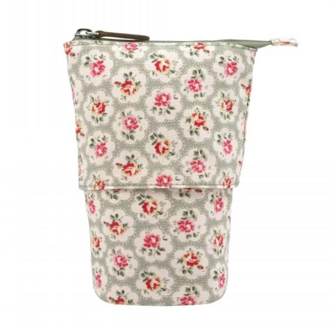 FOLD DOWN PENCIL CASE PROVENCE ROSE