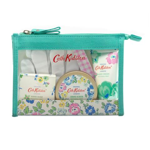 TOTAL MANICURE SET PATCHOULI MINT
