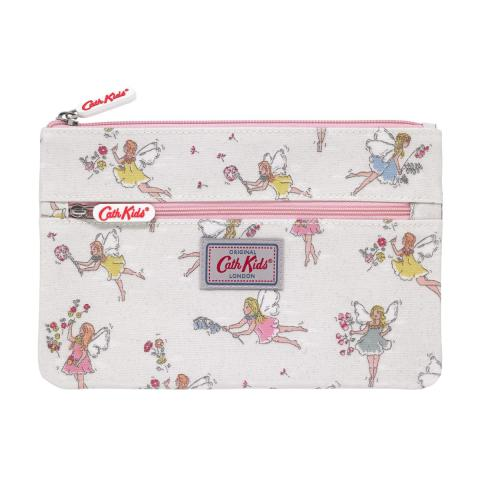 PENCIL CASE GARDEN FAIRIES