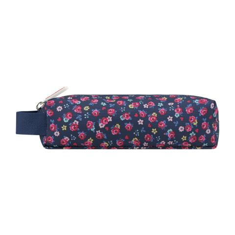 PENCIL CASE ROSES HEARTS