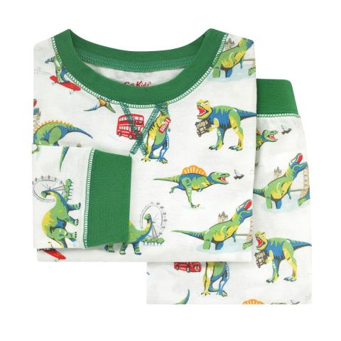 JERSEY PJS DINOS IN LONDON