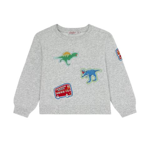 KIDS SWEATSHIRT SOLID