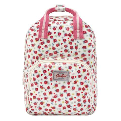 MED BACKPACK ROSES HEARTS CS