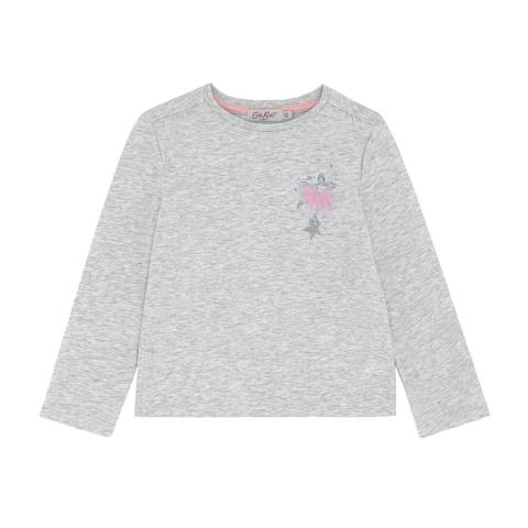 KIDS LS TSHIRT ICE SKATERS