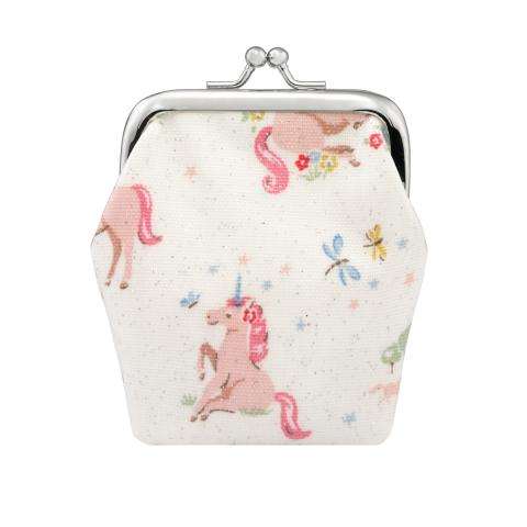 CLASP PURSE UNICORN MEADOW