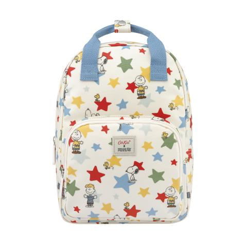 KIDS MEDIUM BACKPACK SNOOPY STARS