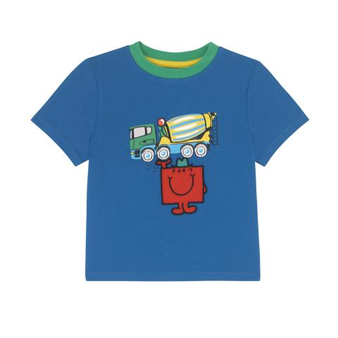 Kids SS Tshirt Mr Transport