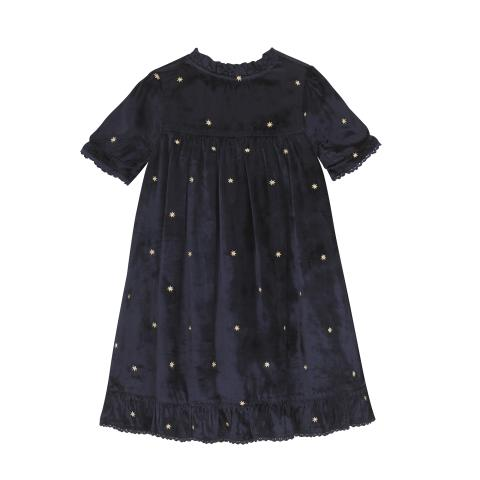 Velvet Dress Shooting Stars