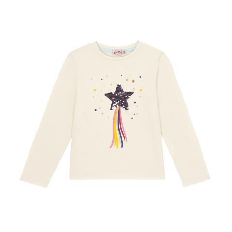 LS Tshirt Stars and Moon