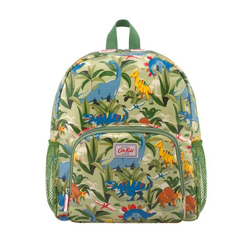 KIDS CLASSIC LARGE BACKPACK DINOSAUR JUNGLE