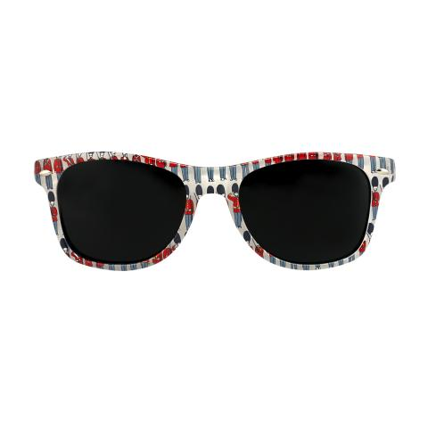 KIDS SUNNIES GUARDS WHITE