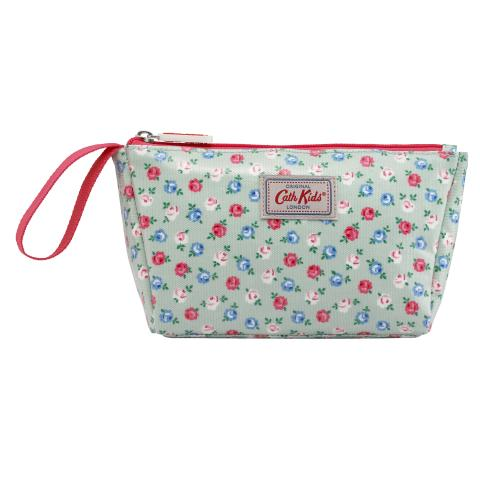 KIDS WASH BAG LUCKY ROSE MINT