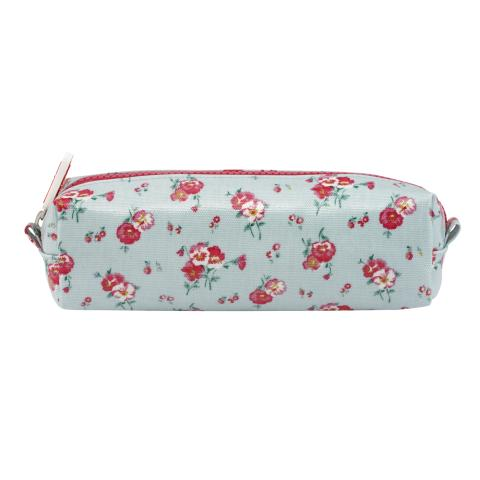 PENCIL CASE PANSIES MINI