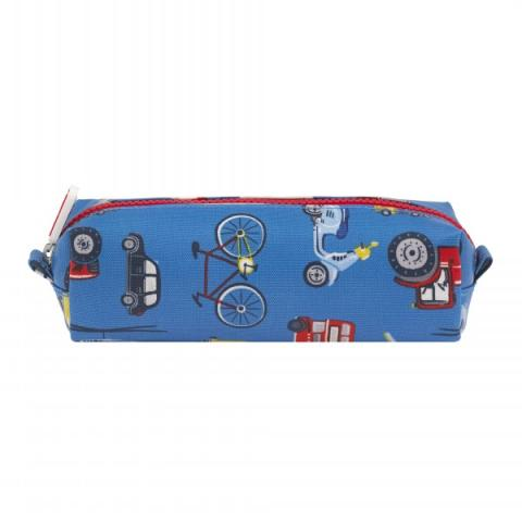 PENCIL CASE WHEELS WINGS