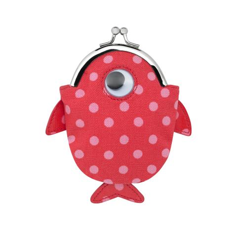 FISH CLASP PURSE LITTLE SPOT