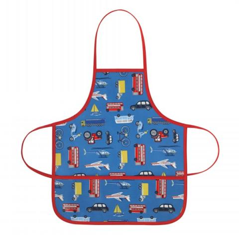 KIDS APRON WHEELS WINGS