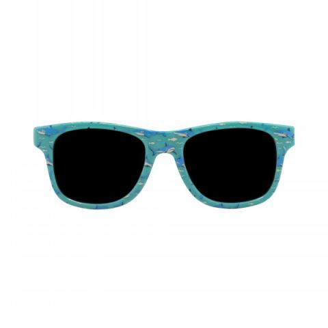 KIDS CLASSIC SUNNIES MONO SHARKS