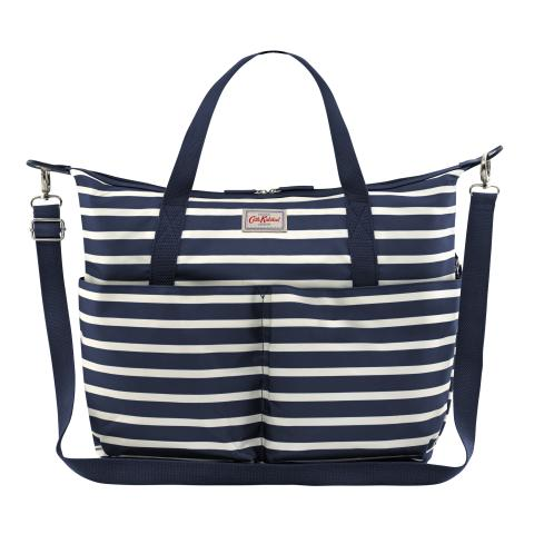 CHANGING BAG BRETON STRIPE