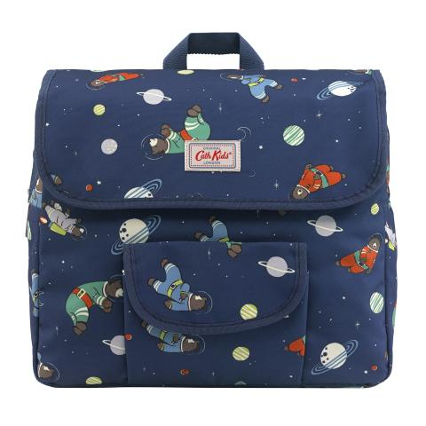 SATCHEL BAG BEARS IN SPACE