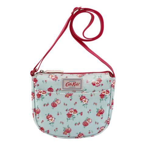 HANDBAG PANSIES MINI