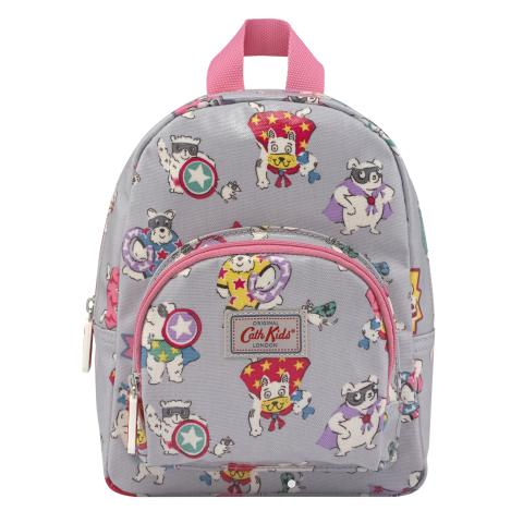 MINI RUCKSACK CS SUPER DOGS