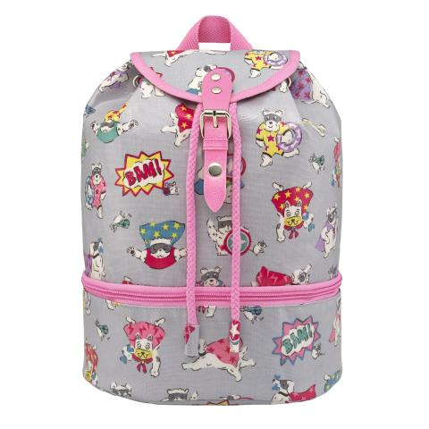 COMP BACKPACK SUPER DOGS