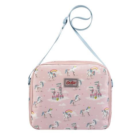 LUNCH BAG UNICORNS RAINBOWS