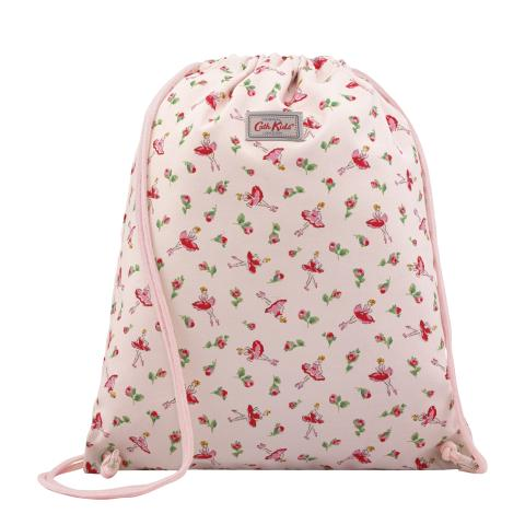 DRAWSTRING BAG BALLERINA ROSE