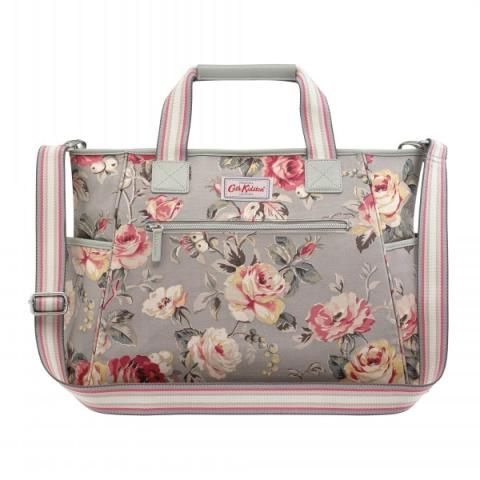 CARRY ALL NAPPY BAG GARDEN ROSE