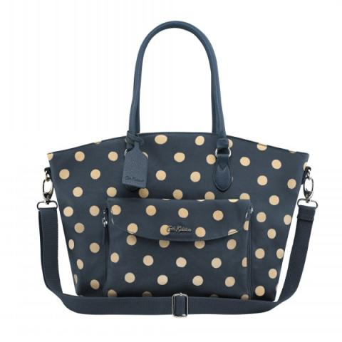 SMART NAPPY BAG BUTTON SPOT