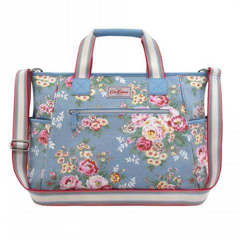 CARRY ALL NAPPY BAG CANDY FLOWERS