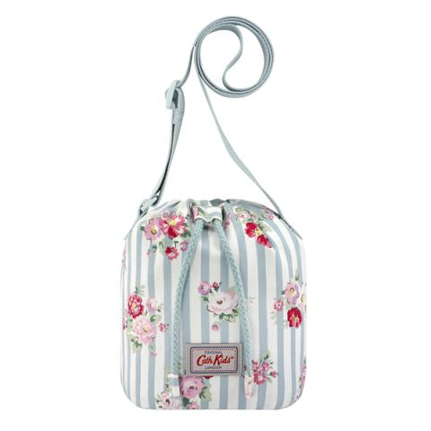 JUNIOR DRAWSTRING HANDBAG ISLINGTON STRIPE