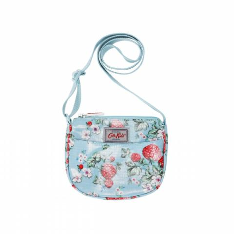 KIDS HALF MOON HANDBAG MINI WILD STRAWBERRY
