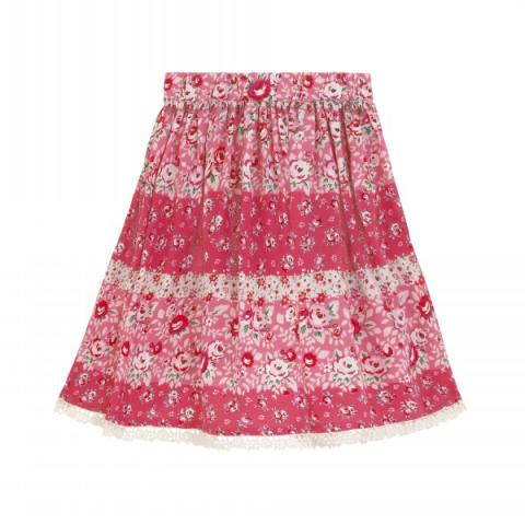 KIDS BOHO SKIRT BROOMFIELD BANDS
