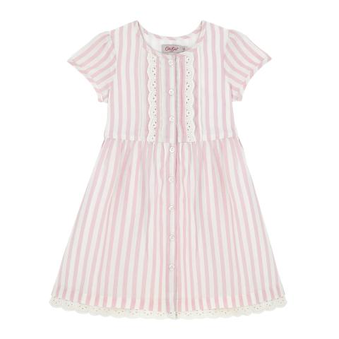 KIDS DRESS BROIDERIE ANGLAISE