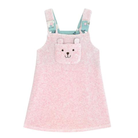 BABY BEAR PINAFORE