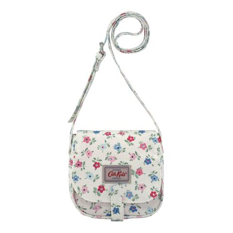 KIDS ACROSS BODY HANDBAG CONFETTI DAISY CREAM