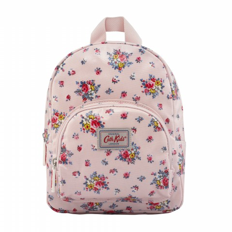 KIDS MINI RUCKSACK CHEST STRAP ROSEBED POWDER PINK