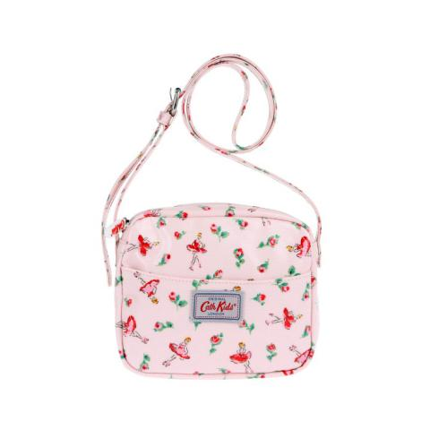 KIDS HANDBAG BALLERINA ROSE POWDER PINK