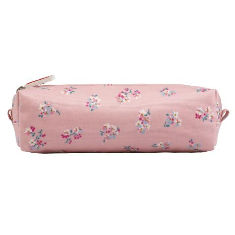 KIDS PENCIL CASE WOODSTOCK DITSY WARM PINK