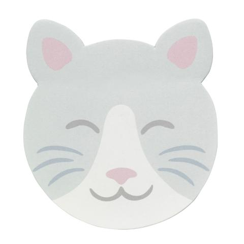 JUNIOR STICKY NOTES LIGHT BLUE