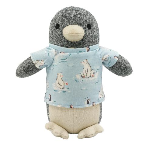 PENGUIN TOY SMALL POLAR BEAR ICE BLUE