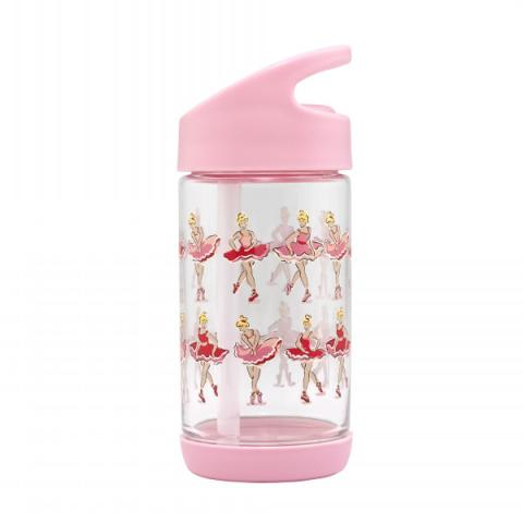 DRINKING BOTTLE BALLERINA STRIPE